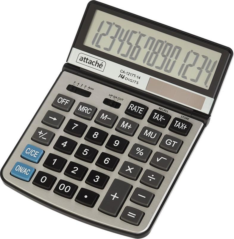Attache Калькулятор настольный CA-1212T