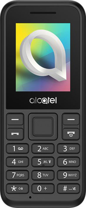 Zakazat.ru Alcatel 1066D, Black
