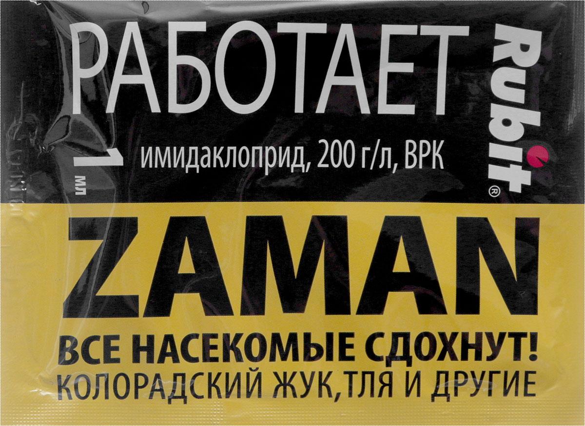 Гранулы от колорадского жука Рубит Заман, 1 мл средство для защиты растений корадо от колорадского жука тли 10 мл