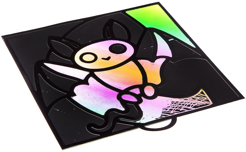 Bondibon Набор для создания гравюры Летучая мышь