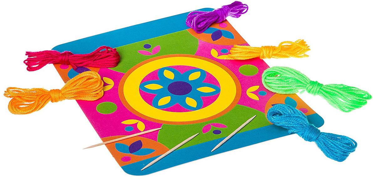 Bondibon Набор для создания аппликации Шерстяной коврик