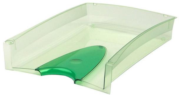 Attache Лоток для бумаг цвет зеленый 2 шт -  Лотки, подставки для бумаг