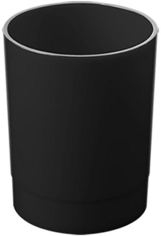 AttacheПодставка для канцелярских принадлежностей Стакан Офис цвет черный Attache