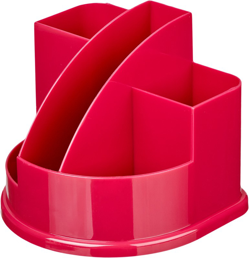 Attache Подставка для канцелярских принадлежностей Fantasy цвет розовый
