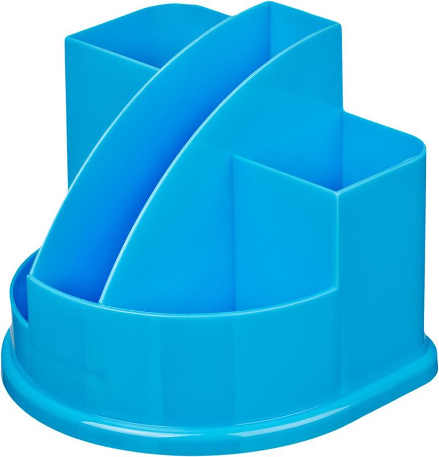Attache Подставка для канцелярских принадлежностей Fantasy цвет голубой