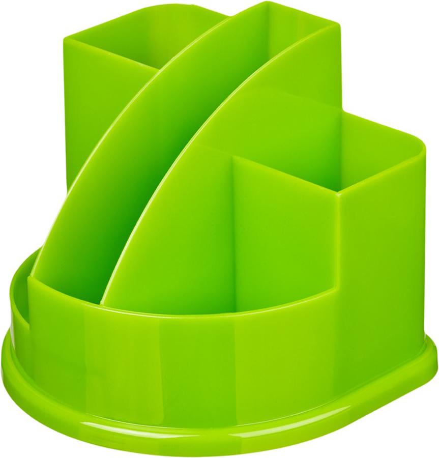 Attache Подставка для канцелярских принадлежностей Fantasy цвет зеленый