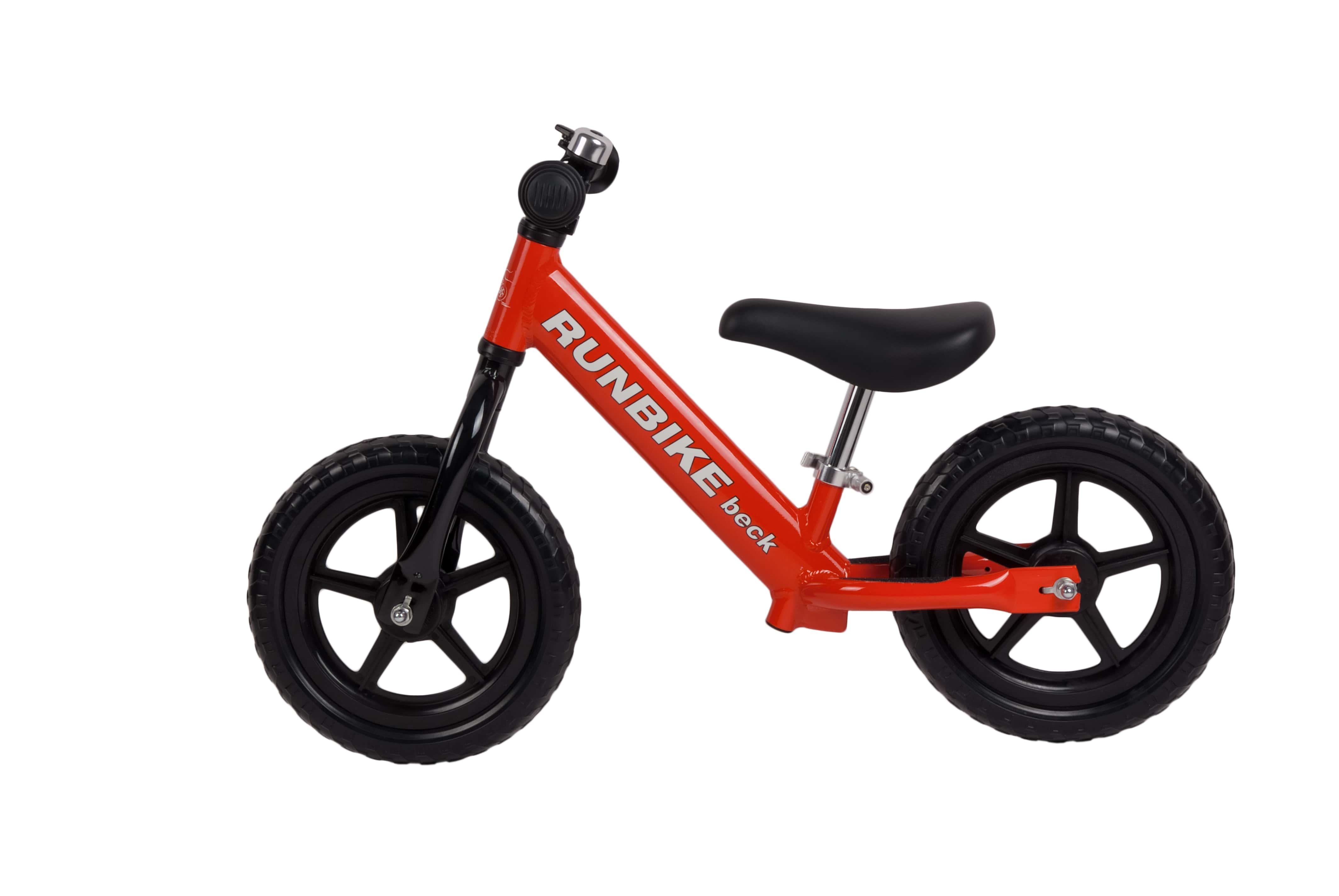 Runbike Беговел Runbike Beck цвет красный