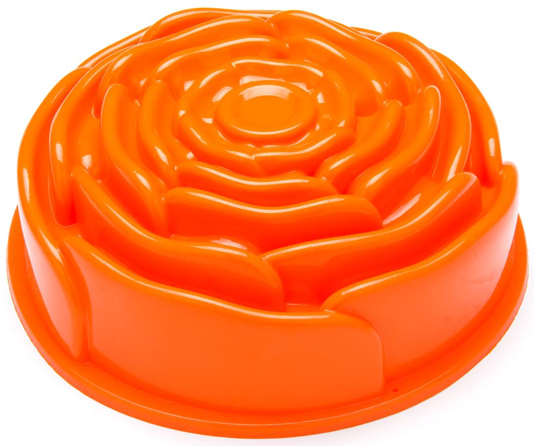 """Фигурная форма для выпечки """"Mayer & Boch"""" выполнена из 100% силикона. Стенки формы рельефные. Предназначена для выпечки и заморозки.Силиконовые формы для выпечки имеют много преимуществ по сравнению с традиционными металлическими формами и противнями. Они идеально подходят для использования в микроволновых, газовых и электрических печах при температурах до +230°С. В случае заморозки до -40°С. За счет высокой теплопроводности силикона изделия выпекаются заметно быстрее. Благодаря гибкости и антиприлипающим свойствам силикона, готовое изделие легко извлекается из формы. Для этого достаточно отогнуть края и вывернуть форму (выпечке дайте немного остыть, а замороженный продукт лучше вынимать сразу). Силикон абсолютно безвреден для здоровья, не впитывает запахи, не оставляет пятен, легко моется. С такой формой вы всегда сможете порадовать своих близких оригинальной выпечкой."""
