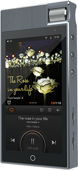 Cayin N5MK2, Grey MP3-плеер