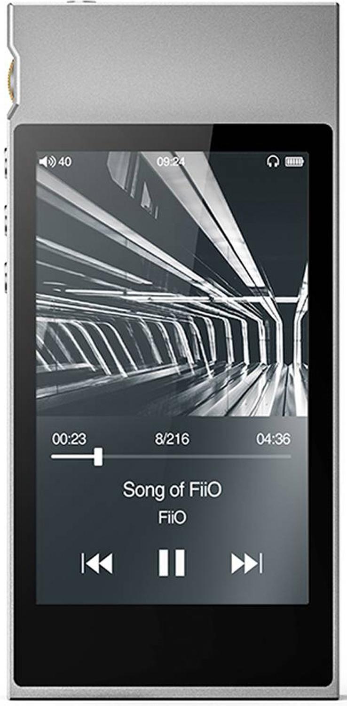 Fiio M7, Silver MP3-плеер15119913FIIO M7 - первый плеер компании FIIO с процессором Samsung Exynos 7270 SoC, который обеспечивает высокую энергоемкость, а также занимает минимум места в корпусе плеера, что позволило увеличить размер и емкость аккумулятора.