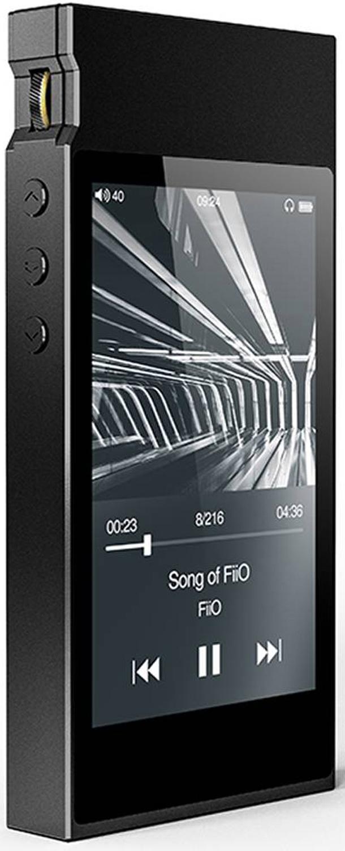 Fiio M7, Black MP3-плеер15119914FIIO M7 - первый плеер компании FIIO с процессором Samsung Exynos 7270 SoC, который обеспечивает высокую энергоемкость, а также занимает минимум места в корпусе плеера, что позволило увеличить размер и емкость аккумулятора.