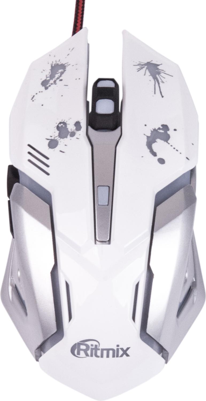 Ritmix ROM-360, White мышь цена и фото