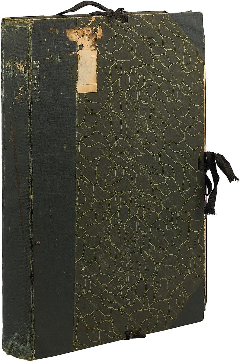 """Годовой комплект еженедельного художественно-литературного журнала """"Огонек"""" за 1882 год"""