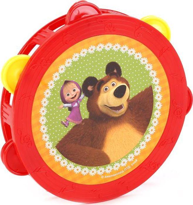Играем вместе Бубен Маша Медведь B421478-R