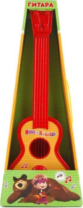 Играем вместе Гитара Маша Медведь 1508M100-R
