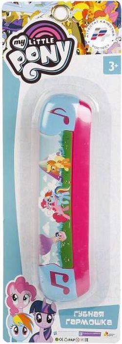 Играем вместе Губная гармошка My Little Pony B323587-R4 играем вместе бубен my little pony b421478 r2