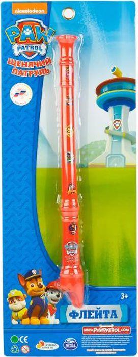 Играем вместе Флейта Щенячий патруль B621434-R6 металл kazoo гармоника рот флейта kids party gift kid музыкальный инструмент