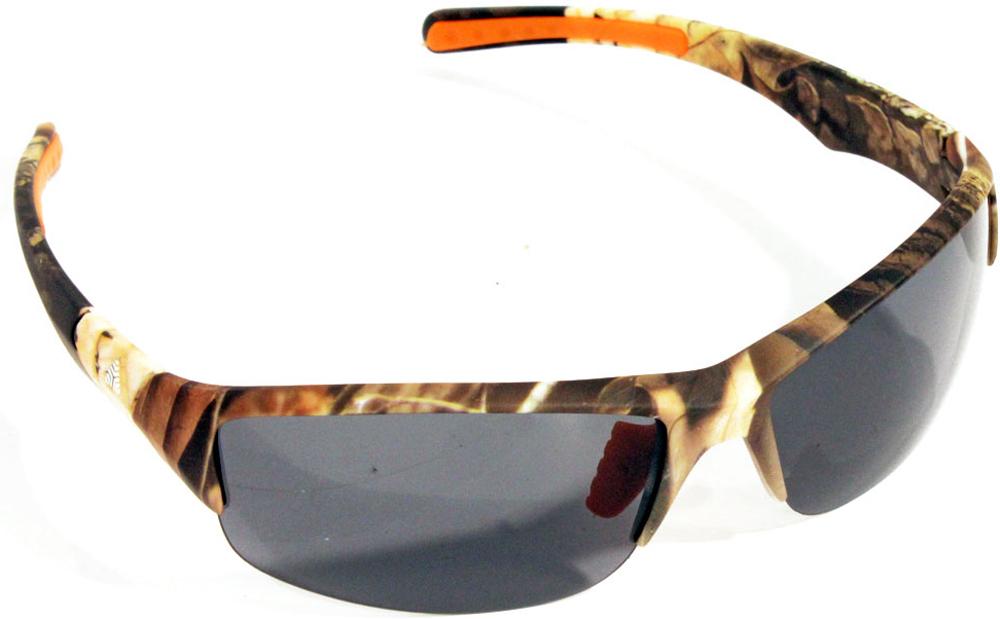 Очки поляризационные Woodland Armada, цвет: коричневый оправа для очков vw15419