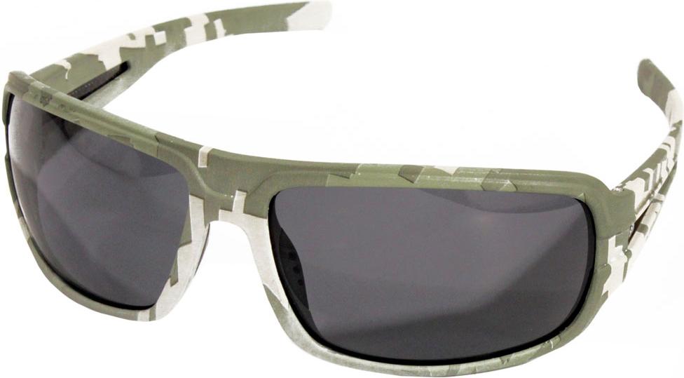Очки поляризационные Woodland Strike, цвет: зеленый оправа для очков porsche p8127
