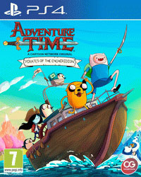 Climax Studios Adventure Time: Pirates of Enchiridion (PS4)