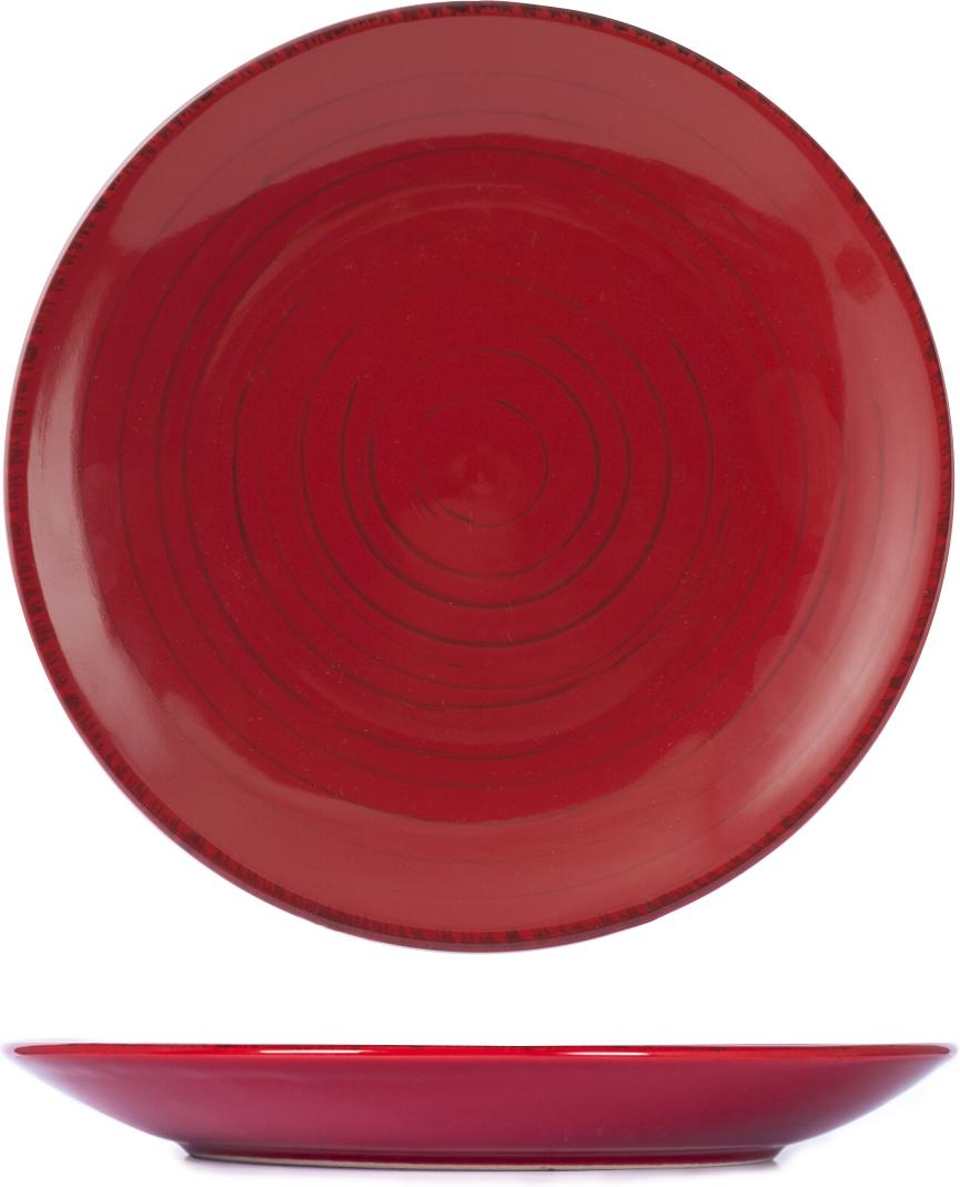 Десертная тарелка с итальянским дизайном придется по вкусу любой хозяйке. Диаметр тарелки 21,5 см, что говорит о её практичности. Незаменимая в быту и при сервировке стола эта тарелка станет вашей любимицей среди прочих предметов сервировки. Ручная мойка, можно использовать в посудомоечной машине.