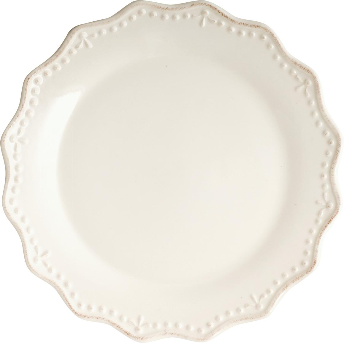 """Плоская тарелка """"H&H"""" с итальянским дизайном придется по вкусу любой хозяйке. Диаметр тарелки 33 см, что говорит о её практичности. Незаменимая в быту и при сервировке стола эта тарелка станет вашей любимицей среди прочих предметов сервировки. Тарелка выполнена из керамики.Ручная мойка, можно использовать в посудомоечной машине."""