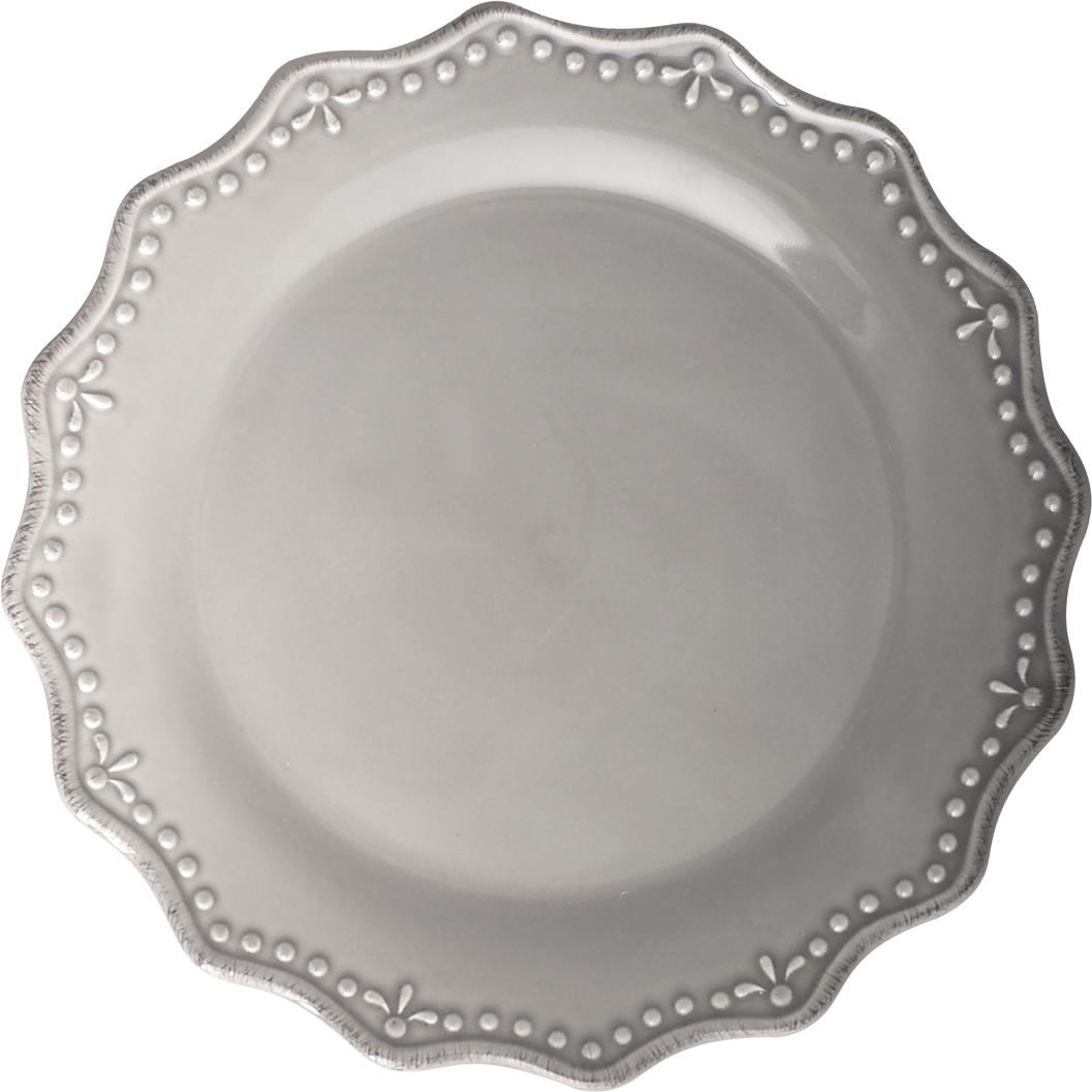Обеденная тарелка с итальянским дизайном придется по вкусу любой хозяйке. Диаметр тарелки 28 см, что говорит о её практичности. Незаменимая в быту и при сервировке стола эта тарелка станет вашей любимицей среди прочих предметов сервировки. Ручная мойка, можно использовать в посудомоечной машине.