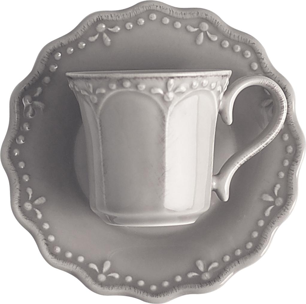 Цейлонский черный, зеленый с жасмином, травяной или ягодный- неважно. Любой чай в чайной паре CROWNE станет для вас наслаждением, поводом отдохнуть и перевести дыхание. Изысканный изгиб ножки, рифленый узор на кружке и изумительный декор блюдца обратят на себя внимание самого привередливого гостя. Высококачественная керамика позволит распробовать напиток во всем его многообразии.