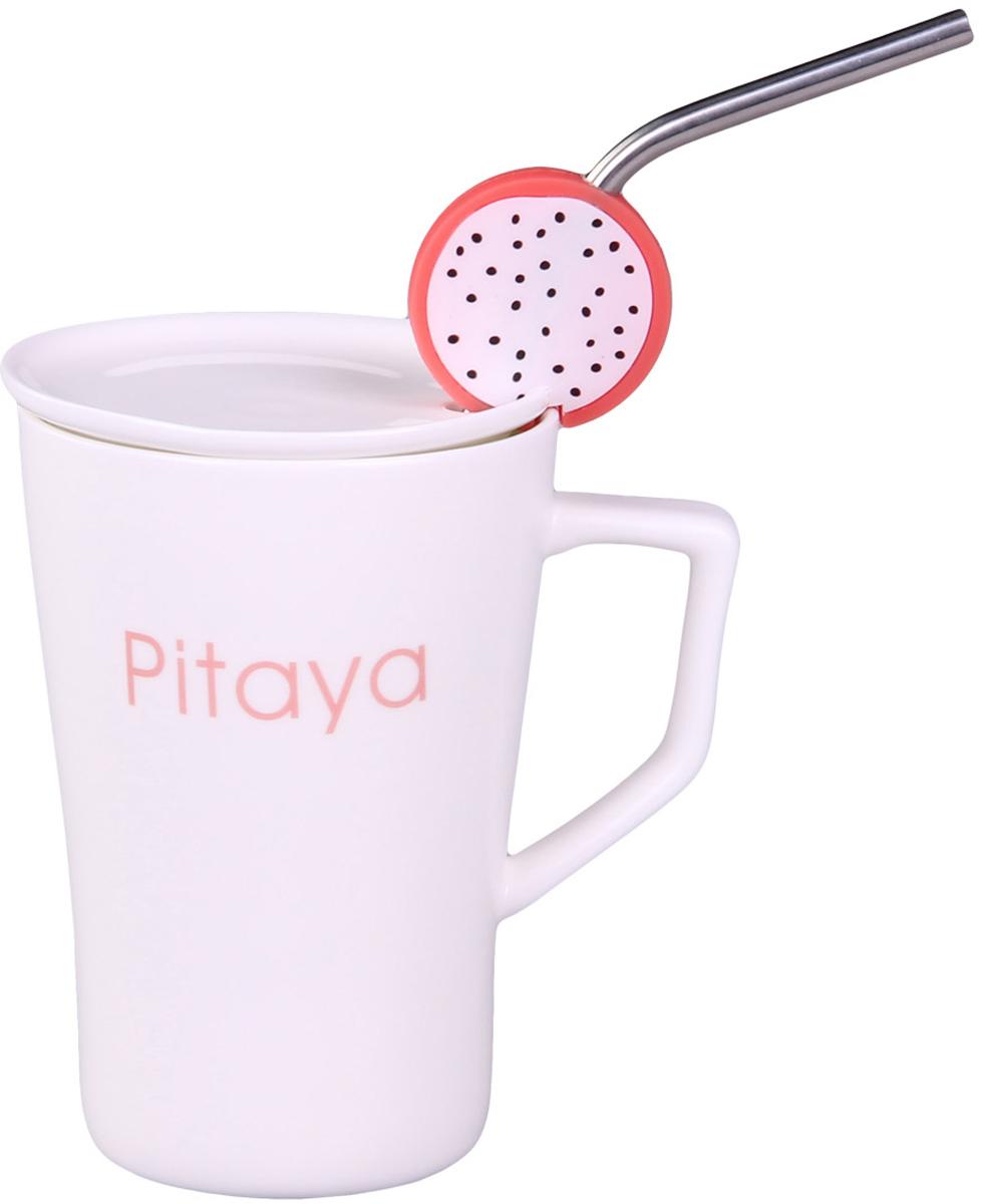 Кружка Patricia выполнена из фарфора высокого качества. Прекрасный подарок - ложка, поможет вам с легкостью размешать любимый напиток. Объем: 250 мл. Ручная мойка, можно использовать в посудомоечной машине.