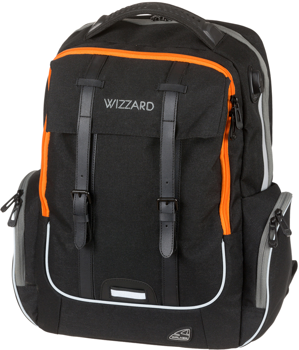Schneiders Рюкзак Walker Wizard Academy Black Melange