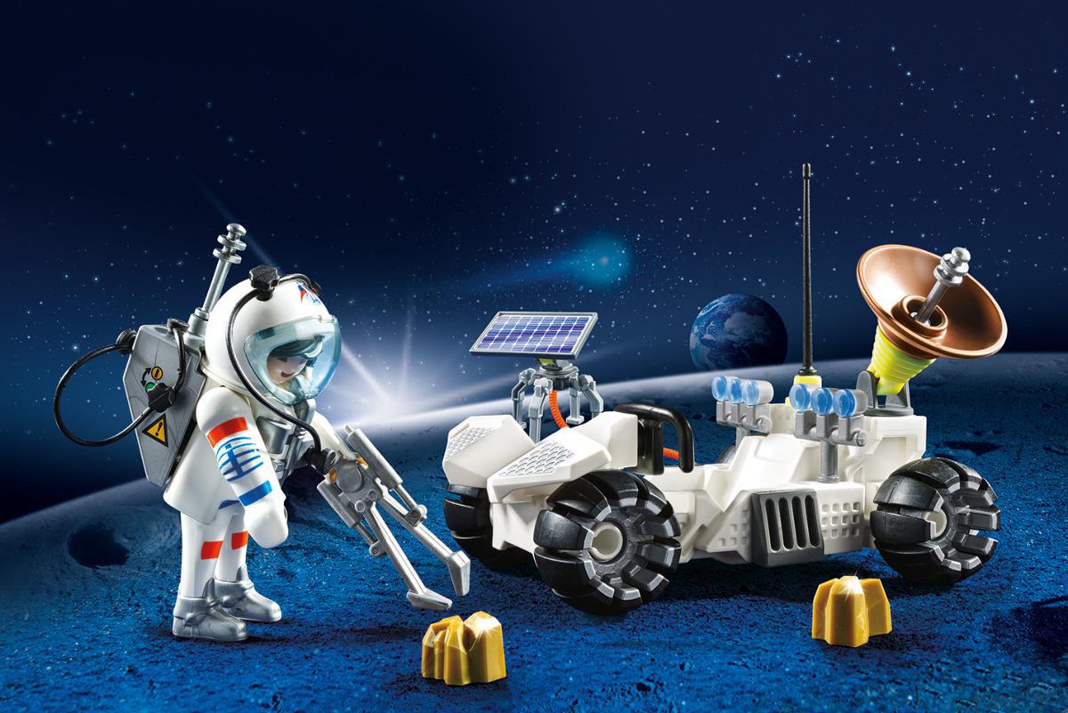 Playmobil Игровой набор Возьми с собой Исследователи космоса playmobil игровой набор возьми с собой пиратский плот
