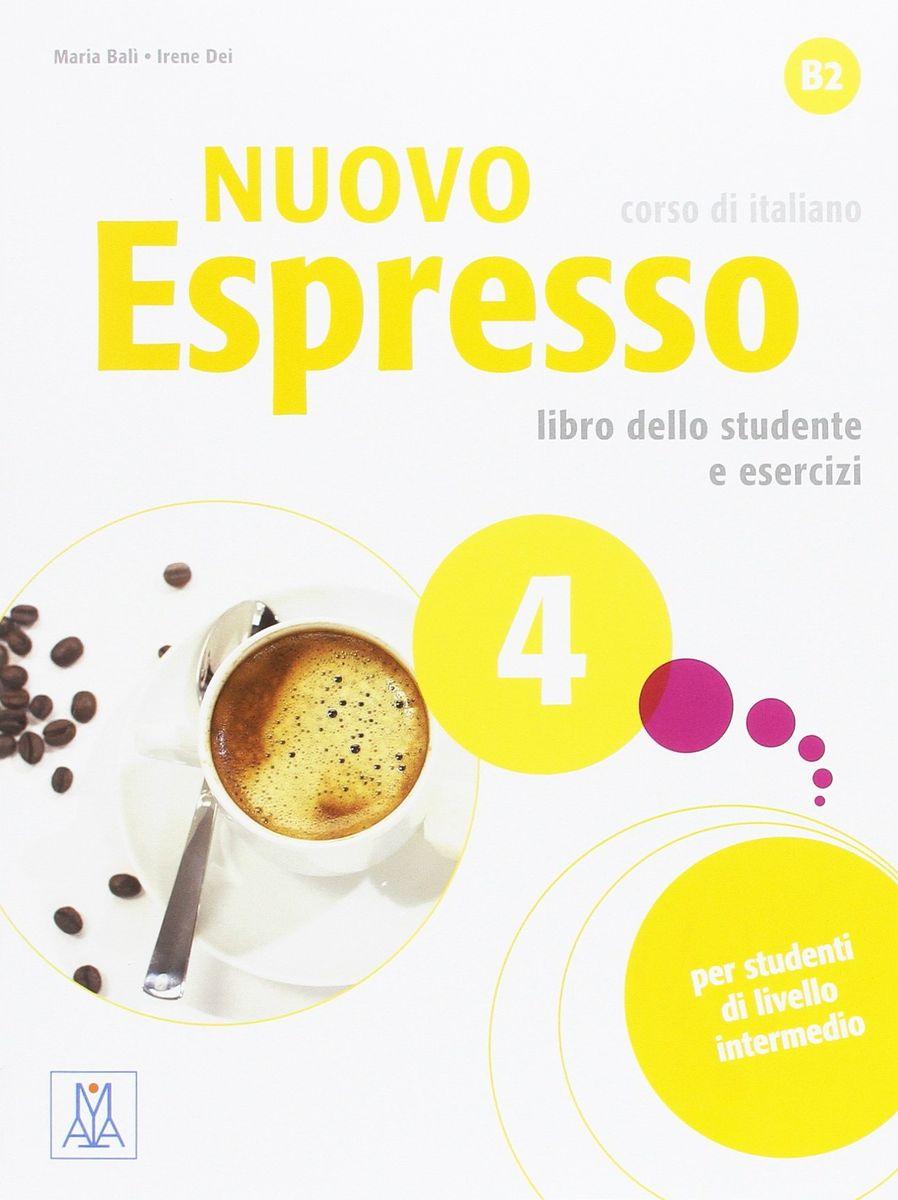 NUOVO Espresso 4 libro + CD audio