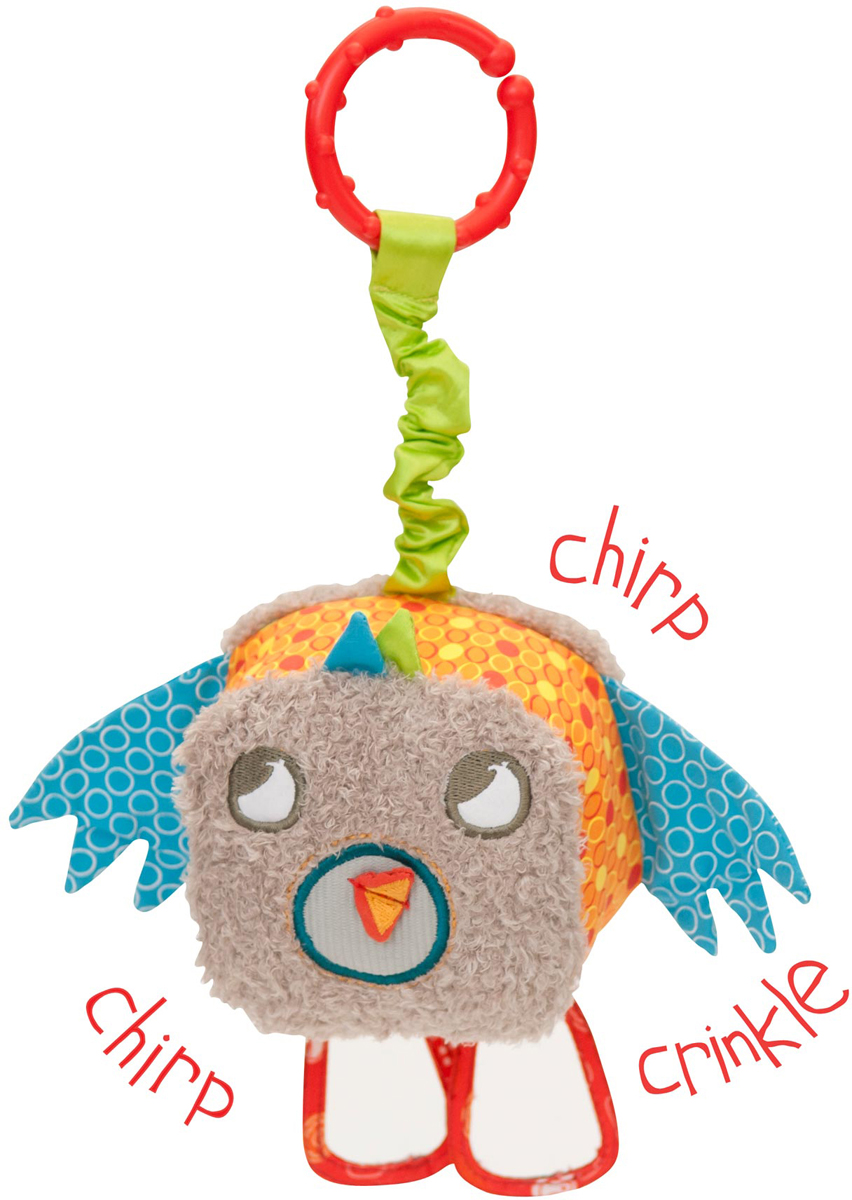 Little Bird Told Me Развивающая игрушка Птичка little bird told me little bird told me музыкальная игрушка медвежонок и щенок