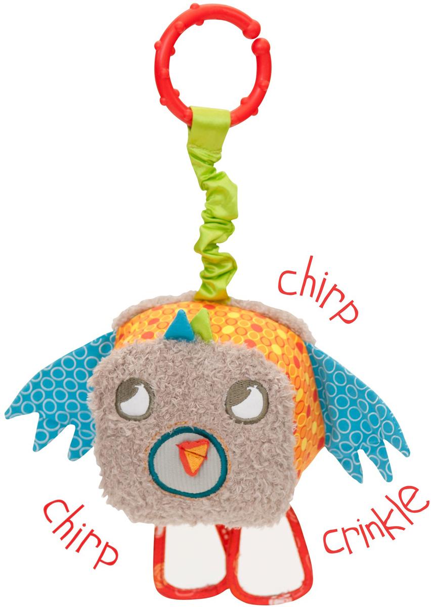 Little Bird Told Me Развивающая игрушка Птичка little bird told me развивающий коврик щенок
