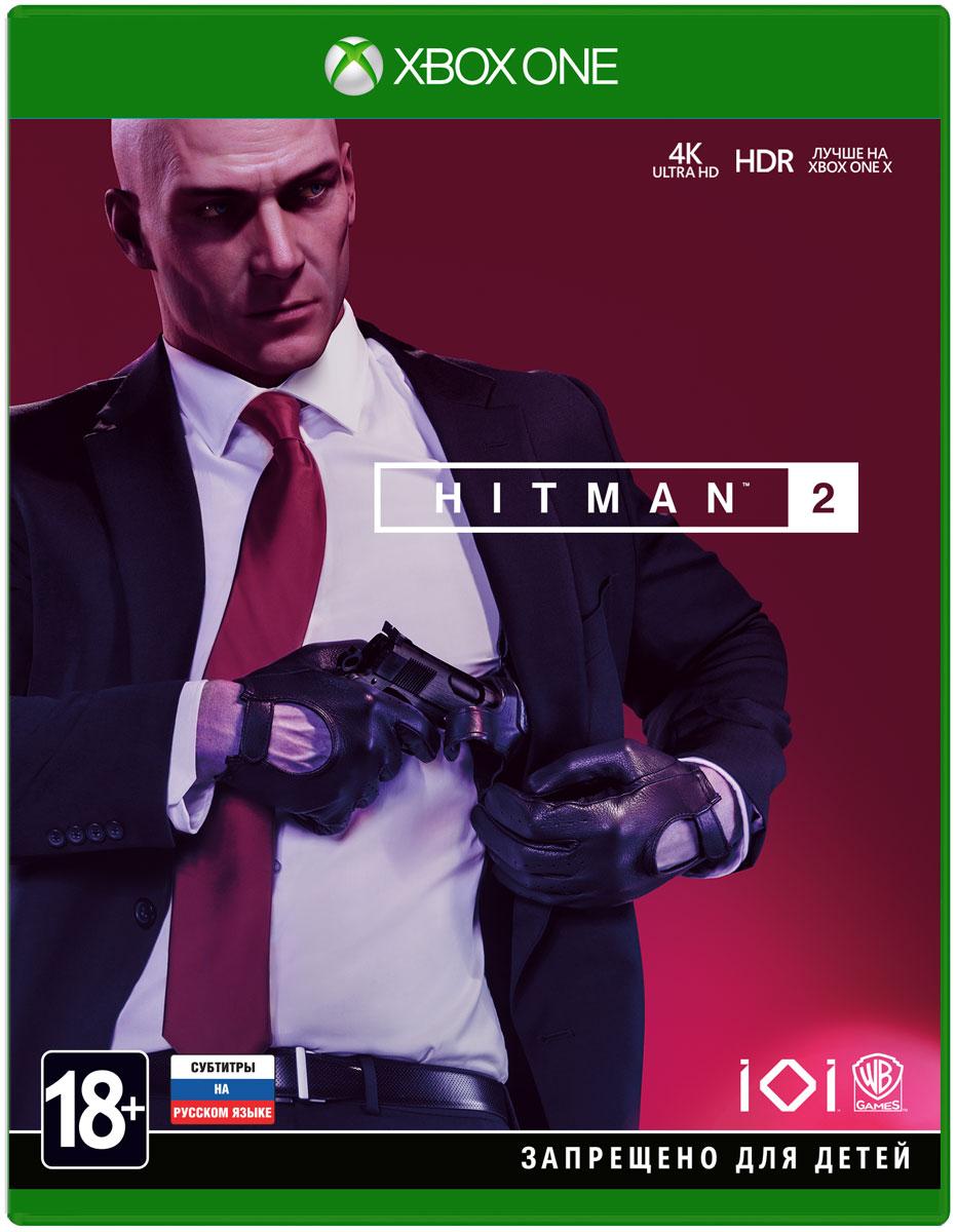 Zakazat.ru Hitman 2 (Xbox One)