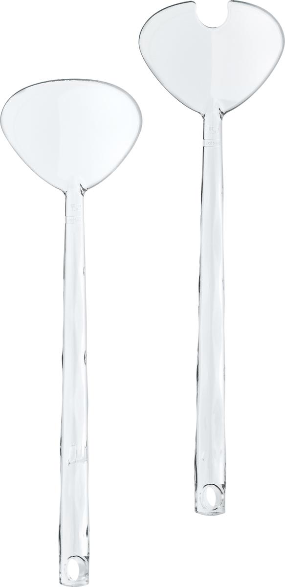 С кристально сияющими приборами для салата еда всегда будет самой сочной, здоровой и очень вкусной!Для семей, ведущих активный образ жизни, каждый предмет коллекции CRYSTAL станет на вес золота: эта посуда удивит своей ударопрочностью, компактным хранением и легкостью.Особенности:Привлекательная граненая форма с ноткой ретро.Весит мало, приятно держать в руках.