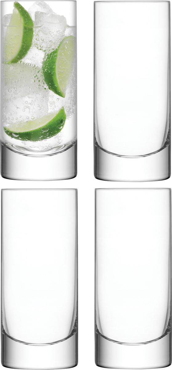 Что может быть лучше лимонада со льдом или коктейля на основе джина или рома в теплый летний день? Набор из 4-х хайболов для лонгдринков — незаменимая деталь для любой вечеринки. Комбинируйте его с бокалами для шампанского или вина, а также с тумблерами из коллекции Bar для создания завершенной композиции. Набор упакован в красивую коробку и станет отличным подарком.  В коллекции BAR представлены все самые необходимые аксессуары для сервировки напитков. Классический дизайн и прозрачное выдувное стекло делают их универсальным дополнением к любой посуде и аксессуарам разных стилей.  Изделия из выдувного стекла рекомендуется мыть вручную в теплой мыльной воде и вытирать насухо мягкой тканью. Иногда в готовом изделии из выдувного стекла встречаются пузырьки воздуха — это нормально и вполне допускается технологией ручного производства. Такие пузырьки воздуха внутри не являются браком.