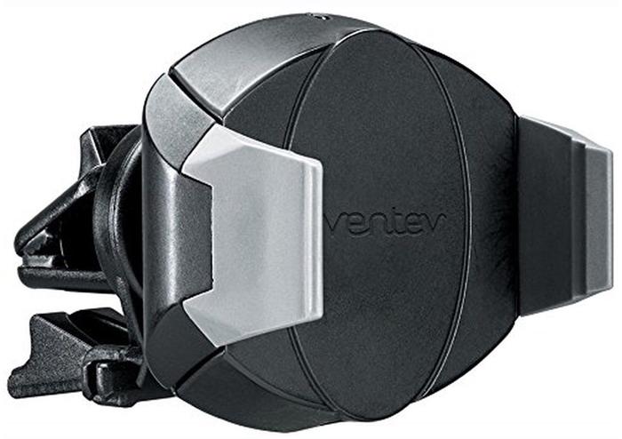 Ventev 586225, Black беспроводное автомобильное зарядное устройство + держатель зарядное устройство ventev набор автодержатель азу qualcomm quick charge 3 0 qi 586225