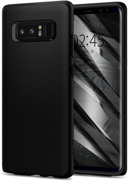 Spigen Liquid Air чехол для Samsung Galaxy Note 8, Black