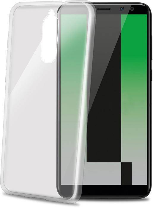 все цены на Celly Gelskin чехол для Huawei Nova 2I, Transparent