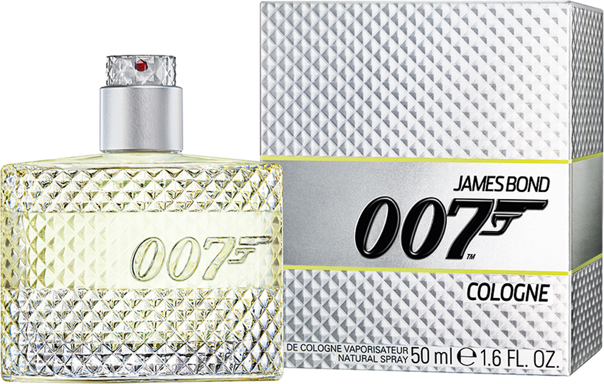 James Bond Eau De Cologne Одеколон 50 мл