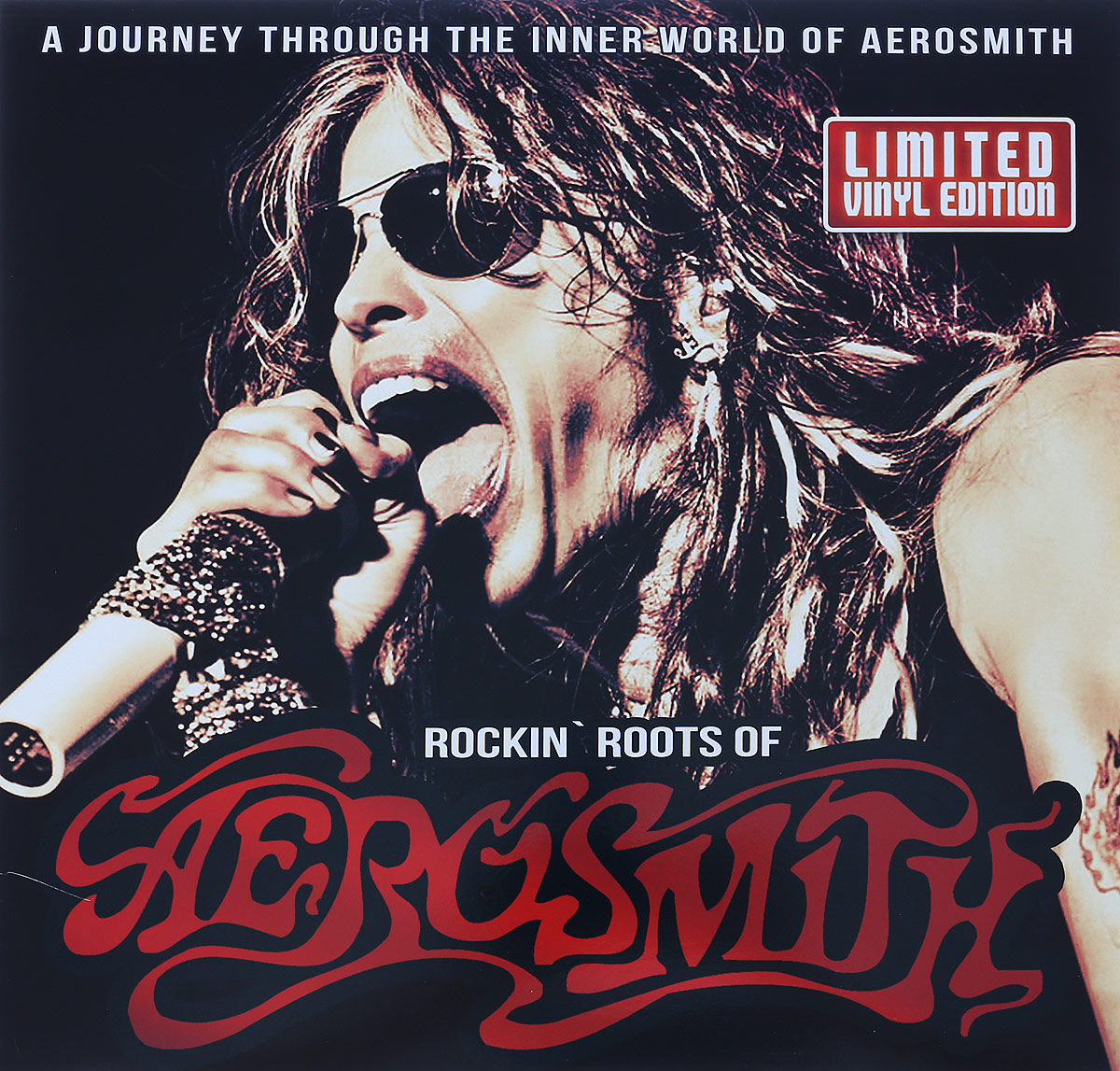 Aerosmith Aerosmith. Rockin' Roots Of Aerosmith (LP) cd aerosmith get your wings