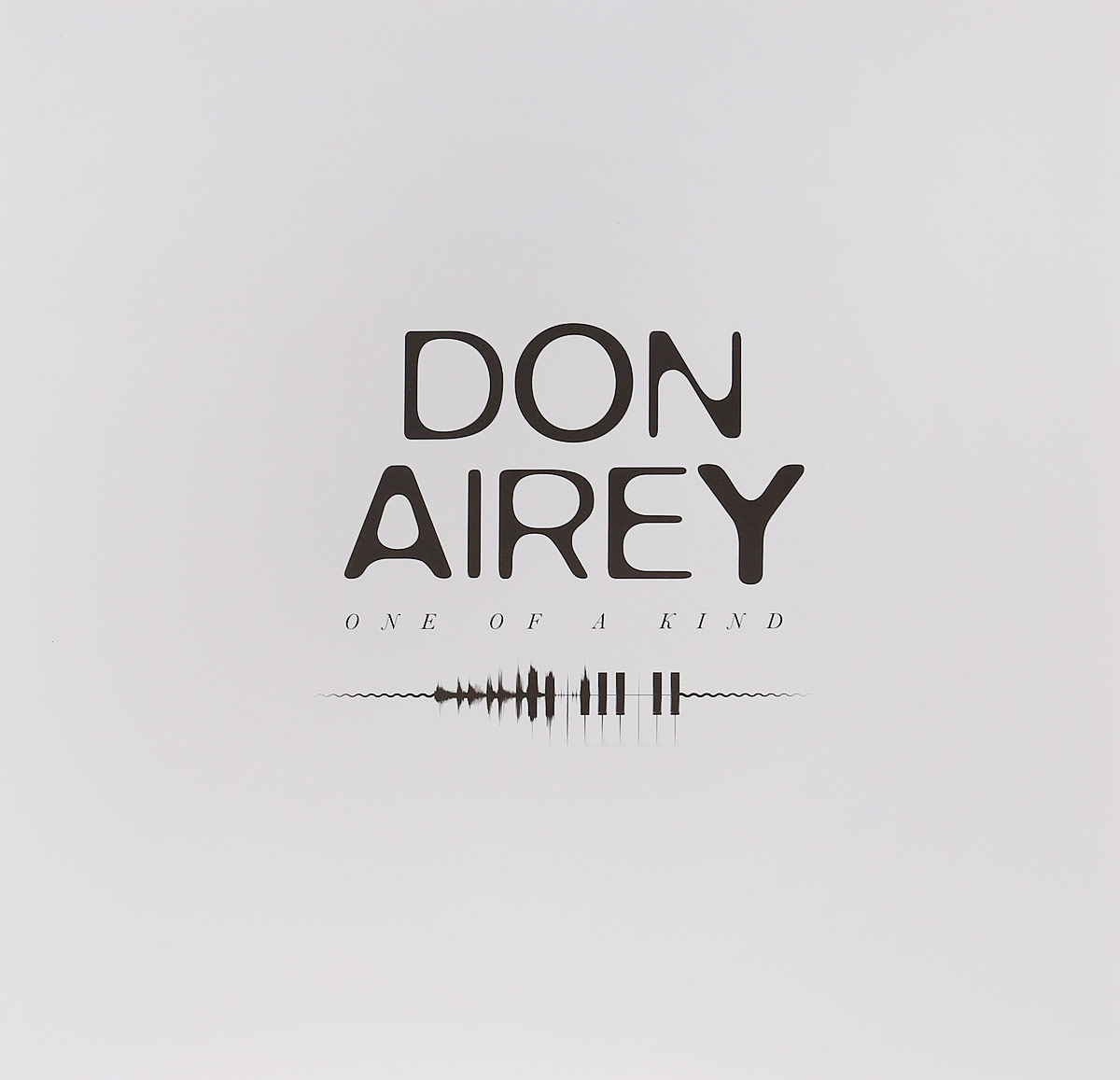 Дон Эйри Don Airey. One Of A Kind (2 LP) don airey tony carey doogie white 2018 01 31t19 00