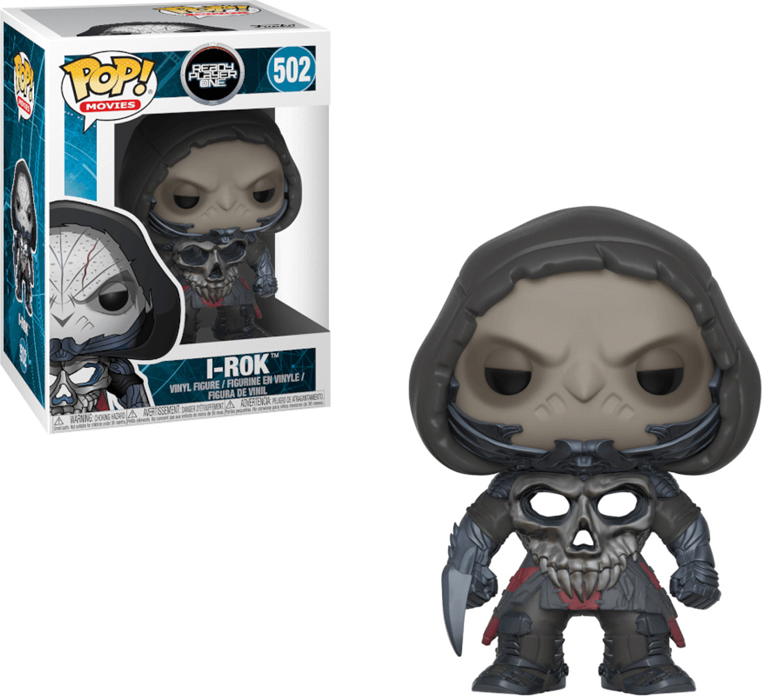 Funko POP! Vinyl Фигурка Ready Player One: i-R0k 22058 цена