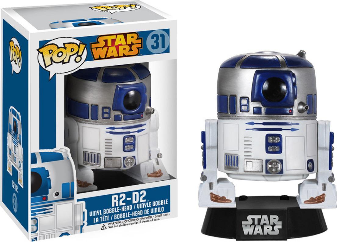 Funko POP! Bobble Фигурка Star Wars: R2-D2 3269 стоимость