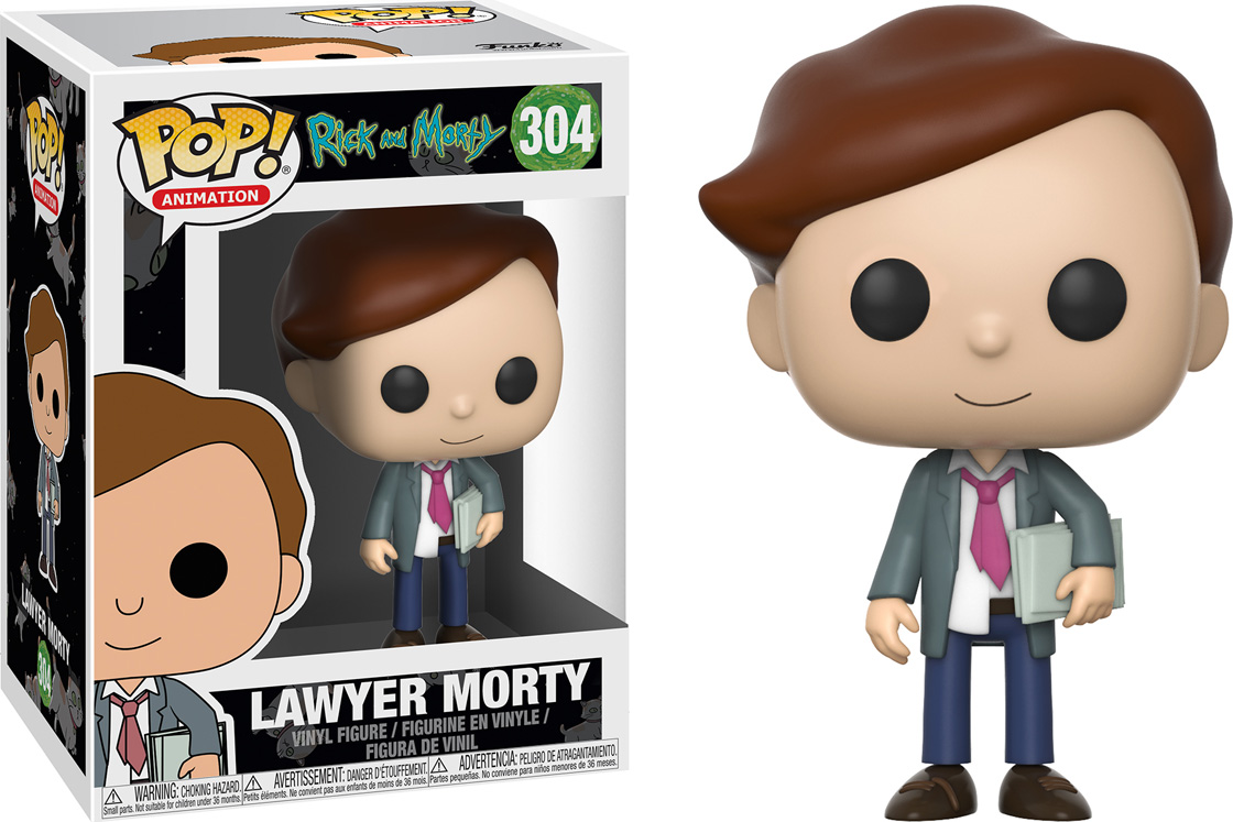 Funko POP! Vinyl Фигурка R&M S3: Lawyer Morty 22963