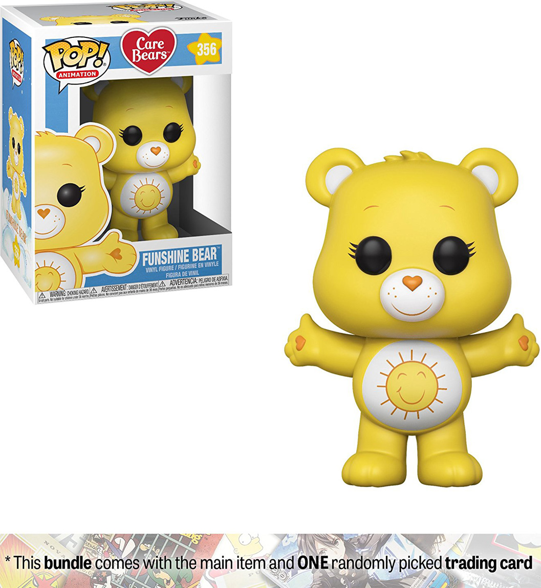 Funko POP! Vinyl Фигурка Care Bears: Funshine Bear Chase 26719 цена