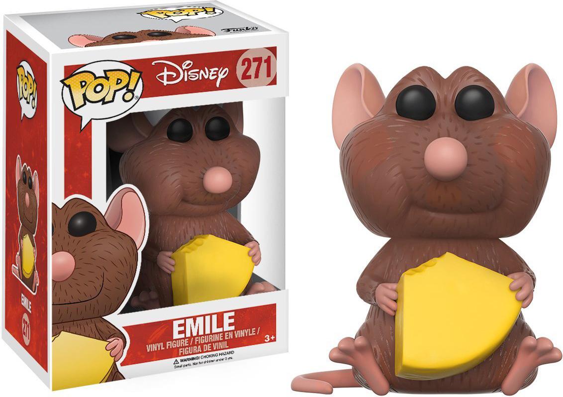 Funko POP! Vinyl Фигурка Disney: Ratatouille: Emile 12410