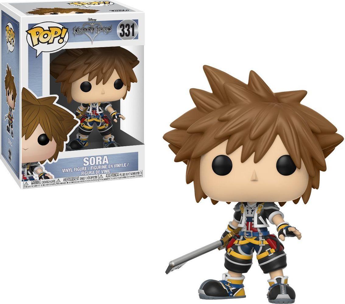 Funko POP! Vinyl Фигурка Games: Kingdom Hearts: Sora 21759