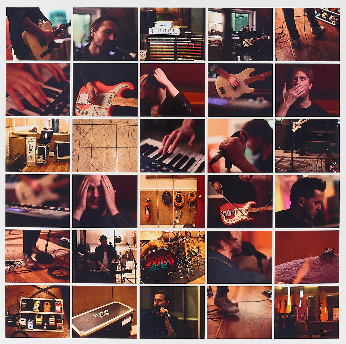Wild Beasts Wild Beasts. Last Night All My Dreams Came True (2 LP) комплект закладок wild country wild country super light offset rock set 5 10 разноцветный 5 10